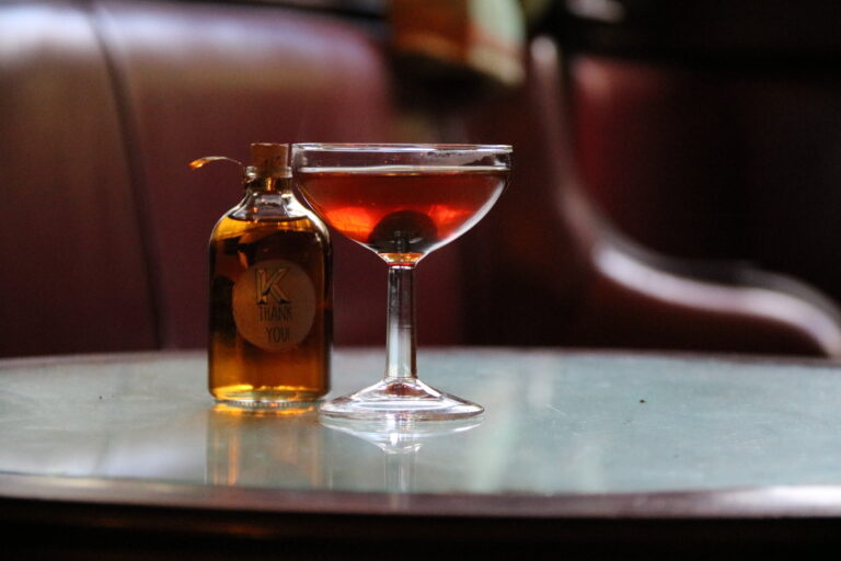 Manhattan gift pack with glass from £8