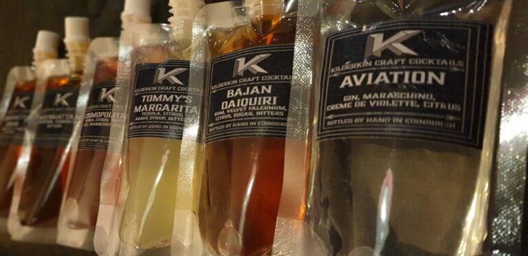 Cocktail array