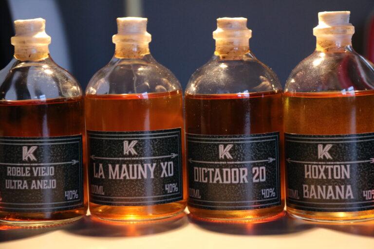 Premium Rum Selection